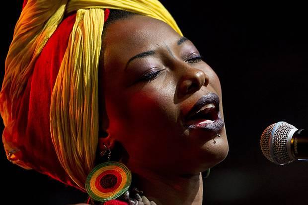 Fatoumata Diawara Fatoumata Diawara Bissa 365 Days In Music